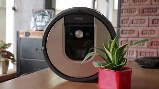 iRobot Roomba 966 Smart Robotic Vacuum Cleaner First Look
