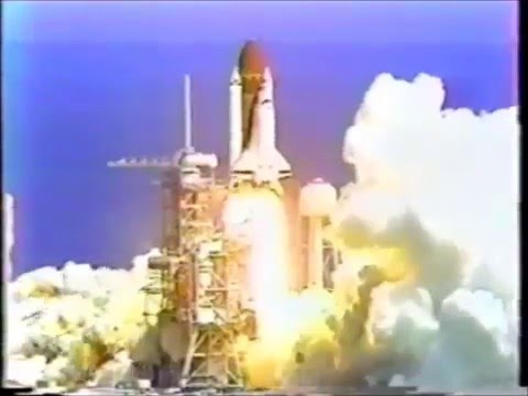STS-34 Launch NBC News Coverage