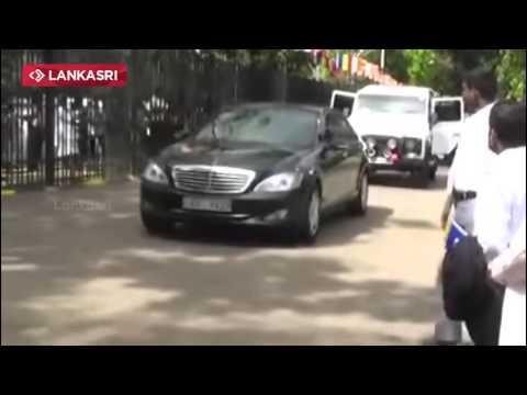 New zealand Prime Minister John key Visit Kandy