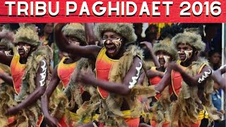 Dinagyang Festival Pamukaw 2016 Tribu  Paghidaet - Philippines Travel Site