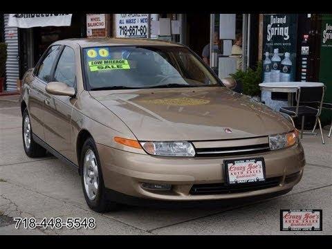 2000 Saturn Ls Series Sedan Youtube