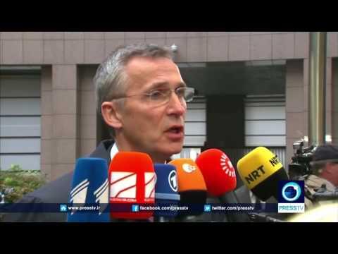 NATO reacts to news of Trump-Putin phone call