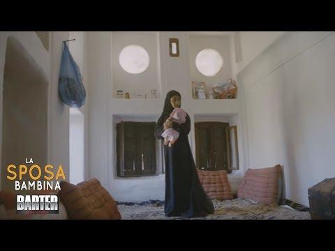 LA SPOSA BAMBINA (Clip HD ufficiale ita) | Nojoom condotta in casa del marito