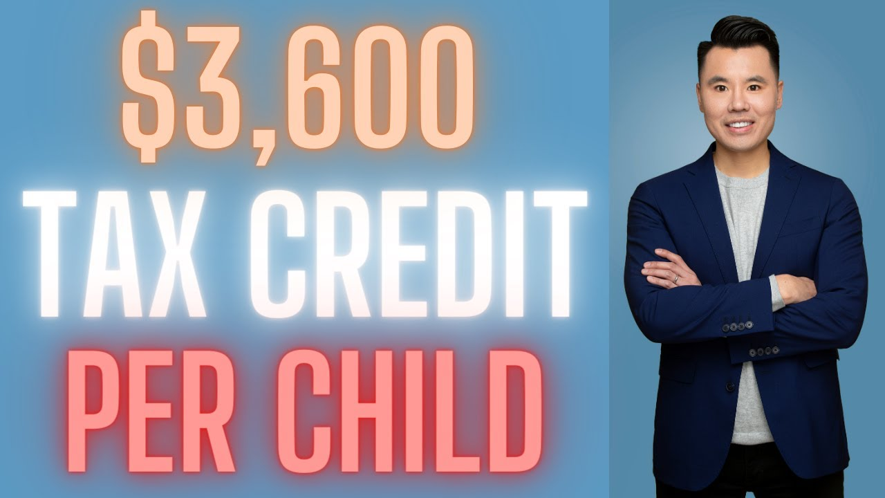 Child Tax Credit: Millions of parents could soon get up to $3600 per ...