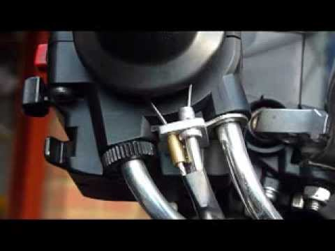 Motorcycle Cruise Control >> Motorcycle cruise control/throttle lock to fit most motorcycles/scooters - YouTube