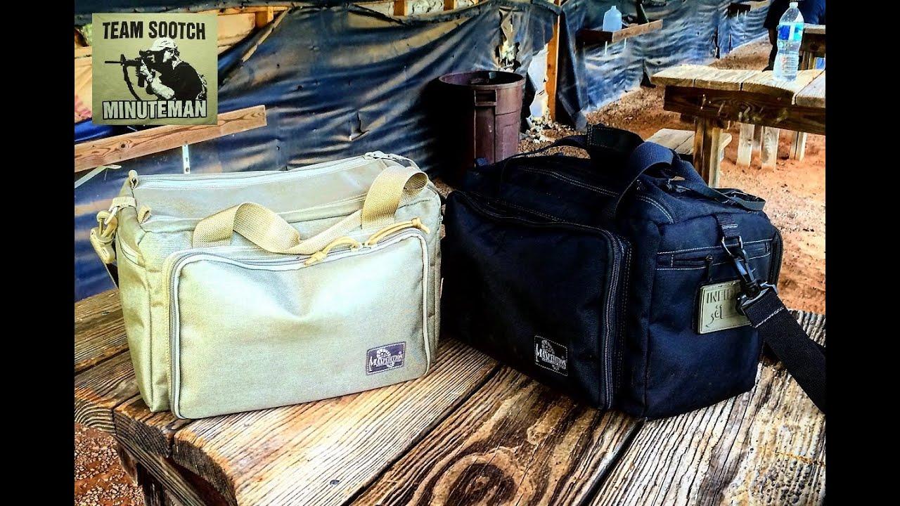 Maxpedition Compact Range Bag Review