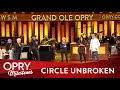 Capture de la vidéo The Grand Ole Opry Keeps The Music Playing In Uncertain Times | Opry Milestones