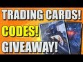 Destiny News - Trading Cards! In-Game Content Codes! Giveaway!