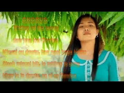 Bawipa Minung Hi II karaoke II Noami Par Tha Sung II Pathian hla thar by Htun Kyaw