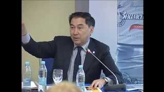 "Manat Tolymbekov, Director of ""Chemical-Metallurgical Institute n.a.Zh.Abishev"", Kazakhstan"