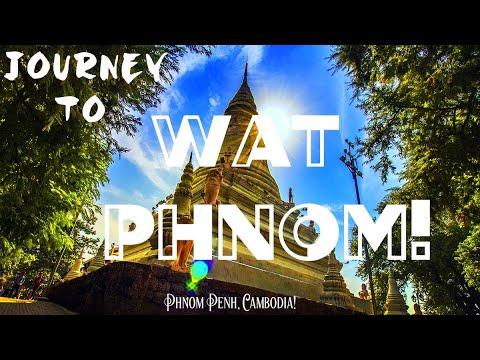 Journey to Wat Phnom! (Phnom Penh, Cambodia ADVENTURES)