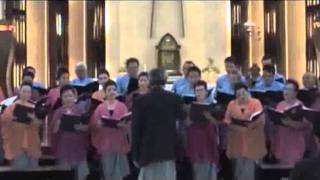 """Wonderful Day"" - Firmamentum Dei Choir (FIDE) - Depok, Indonesia -  first choral concert"