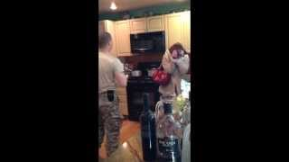A Soldiers Thanksgiving Surprise  grab the tissues