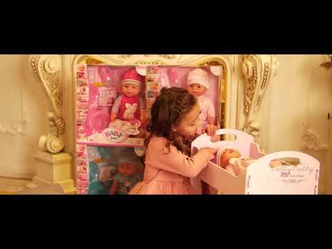Кукла Беби Борн Пупс Baby Born   Двухярусная деревянная кроватка для куклы 8002 Мася