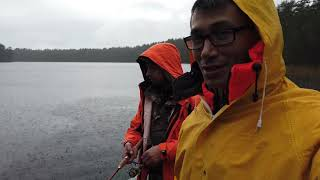Плетневое озеро Ленинградская область Рыбалка и отдых