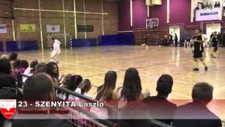 Szenyita Laci debütálása a Külker ellen - 2013.04.26.