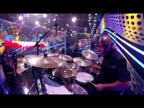 Hosanna - Kirk Franklin #DRUMCAM #27