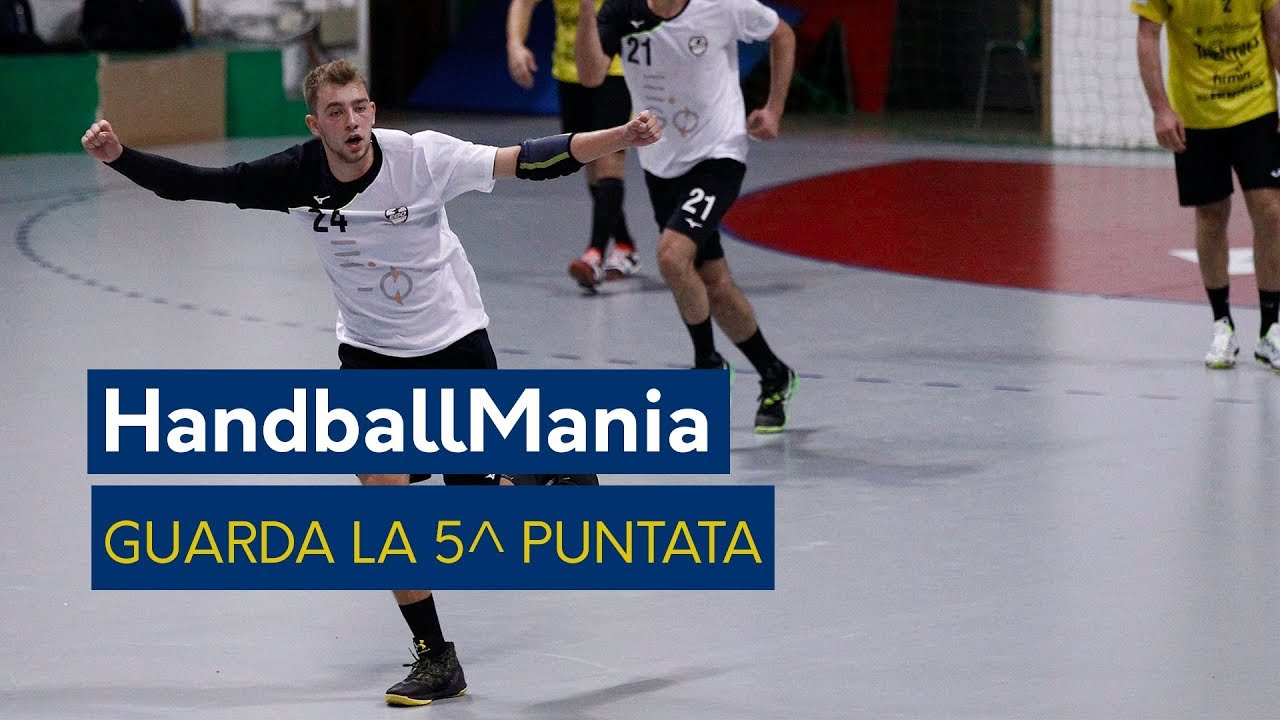 HandballMania - 5^ puntata [4 ottobre]