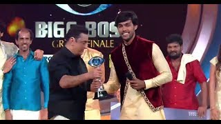 Bigg Boss Tamil Title Winner -