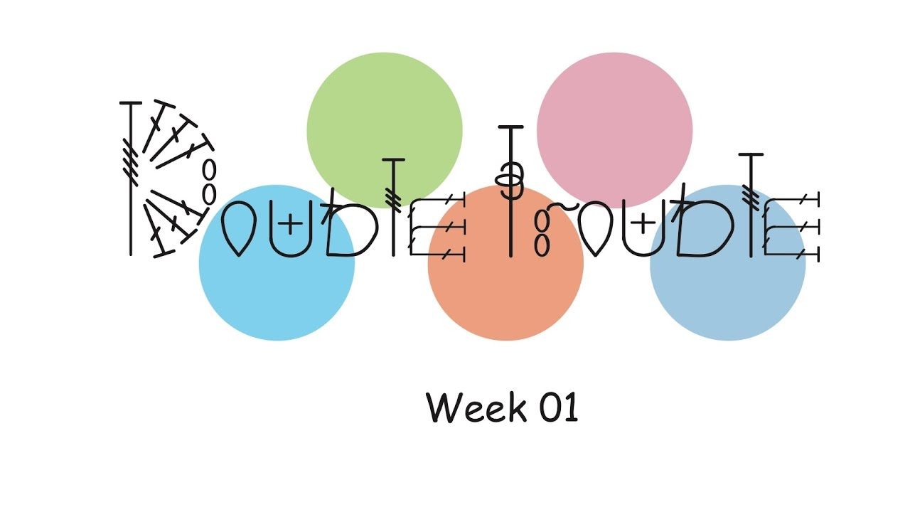 Double Trouble Cal 2017 Week 1 Youtube