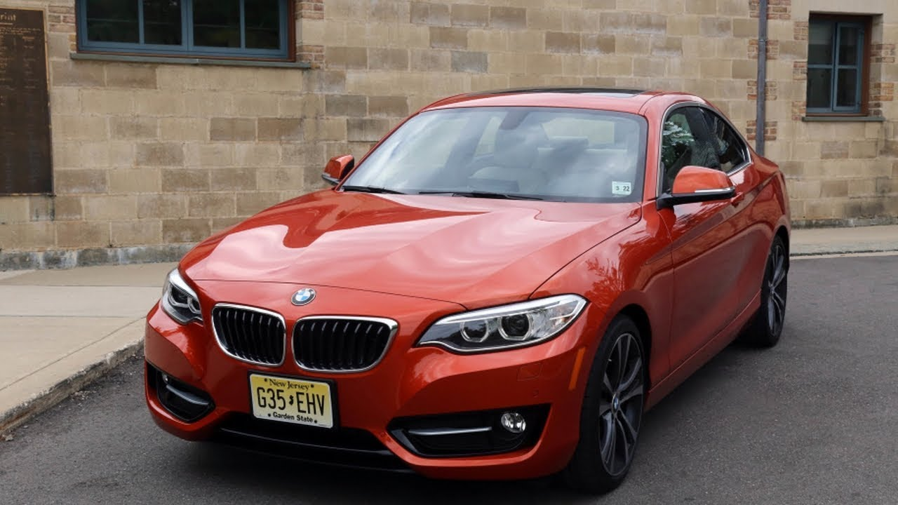 FIRST CLASS! 2018 BMW 230I XDRIVE FULL REVIEW - YouTube