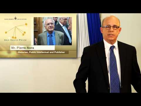 DAN DAVID PRIZE - 2014 Laureates Announcement