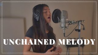 Sofia Juliet - Unchained Melody Cover (In the Studio)