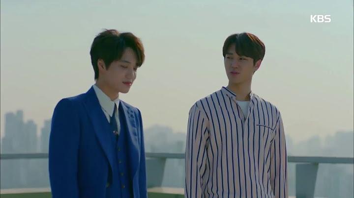 exo kai dancing scenes in drama a miracle that we met