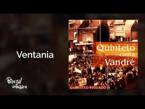 Quinteto Violado - Ventania - Quinteto Canta Vandré