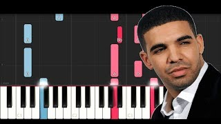 BlocBoy Jb - Look Alive (Piano Tutorial)