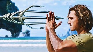 "Aquaman(2018):- ""Vulko Trains Arthur"" scene in Hindi"