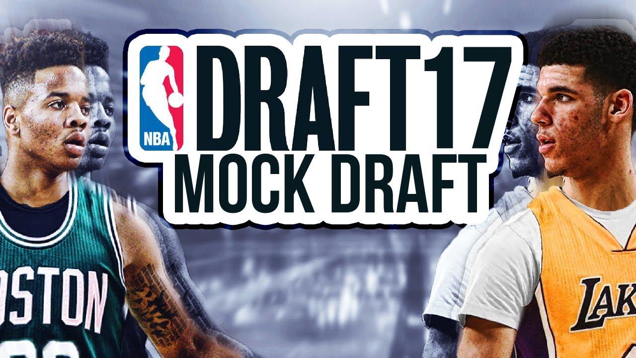 10 Realistic 2017 NBA Draft Night Trades