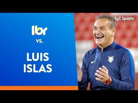 Líbero VS Luis Islas