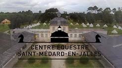 Centre équestre UCPA à Saint Médard en Jalles