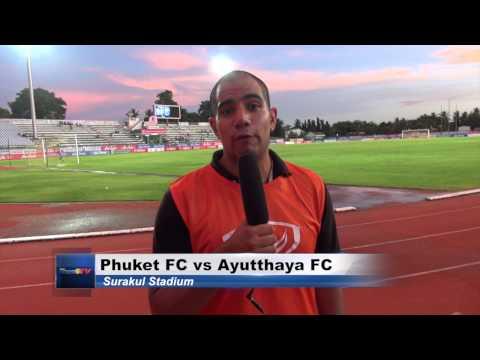 Phuket FC vs Ayutthaya FC