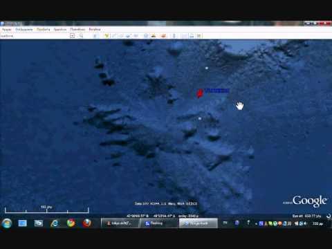 Titanic Google Earth