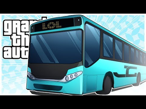 GTA 5 Roleplay - We Got A Bus! (GTA 5 RP)