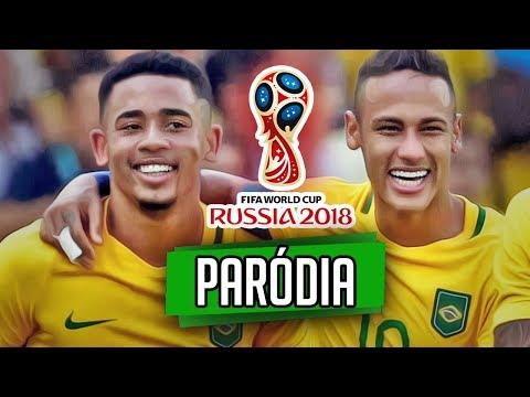 ♫ COPA NA RUSSIA É DO BRASIL ! | Paródia Bonde R300 - Oh Nanana (KondZilla)