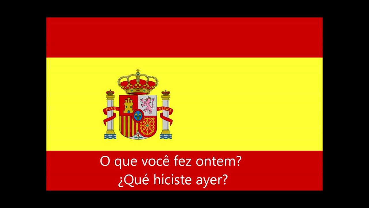Curso De Espanhol 150 Frases Em Espanhol Para Iniciantes Youtube
