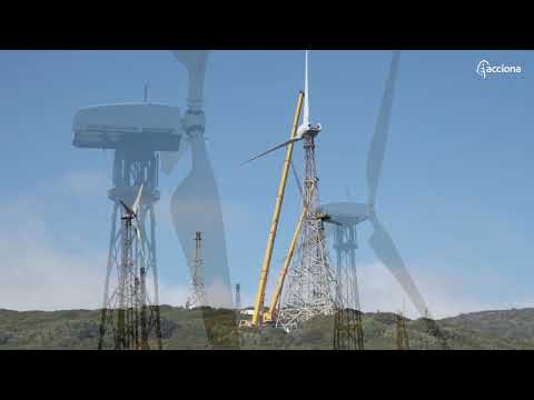 Renewal of El Cabrito wind farm | ACCIONA