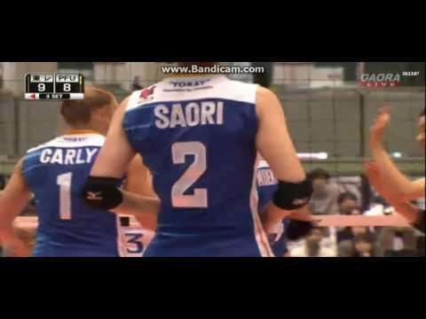 PFU vs Toray Set 3+4 V. Premium League 2016-2017