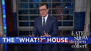 The State Of The White House Is 'Oh My God' thumbnail