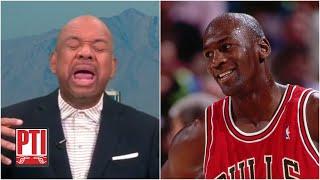 'Waa! Waa! Get over it!' Mike Wilbon GOES OFF on Detroit over Pistons vs. Bulls rivalry | PTI