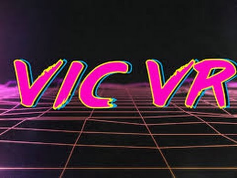 VicVR Virtual Reality multiplayer Arcade, Augmented 360 video for VR viewing