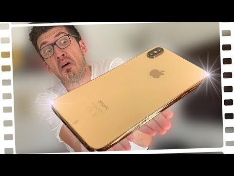 Apple F*CKT zurück: Mit dem goldenen RIESEN iPhone!