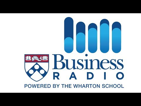 Business Radio Powered by Wharton on SiriusXM