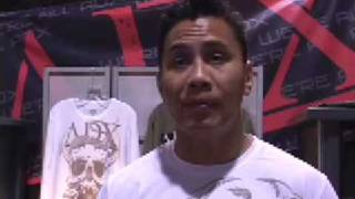 Cung Le Interview - Strikeforce Champion - Video Archive