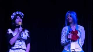 Introduction to the Mikazuki Maid/Host Cafe.