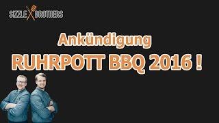 Ankündigung - Ruhrpott BBQ