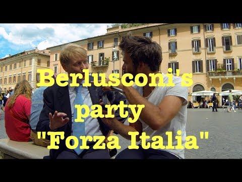 Berlusconi's party Forza Italia - Jung & Naiv: Episode 171